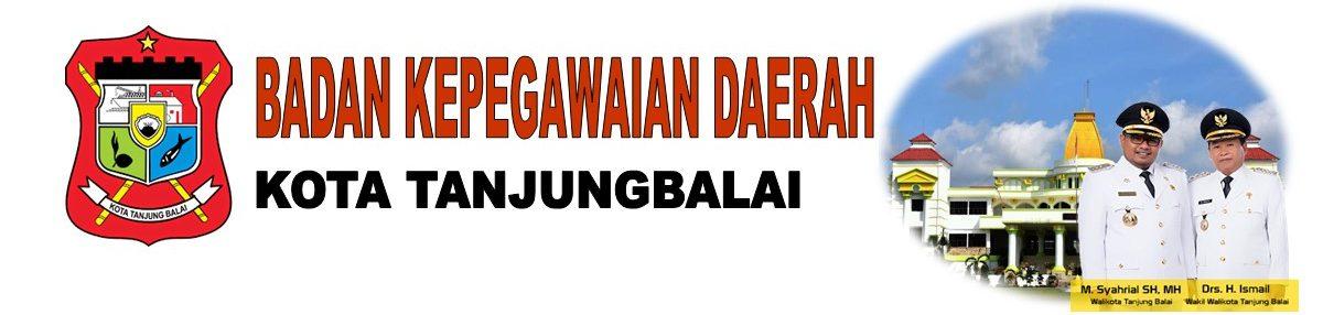 Badan Kepegawaian Daerah Kota Tanjungbalai
